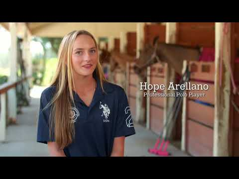U.S. Polo Assn. | Hope Arellano