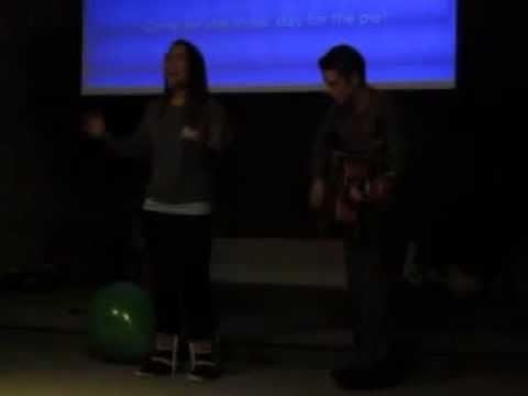 Deja & Janzen sing at Lock In