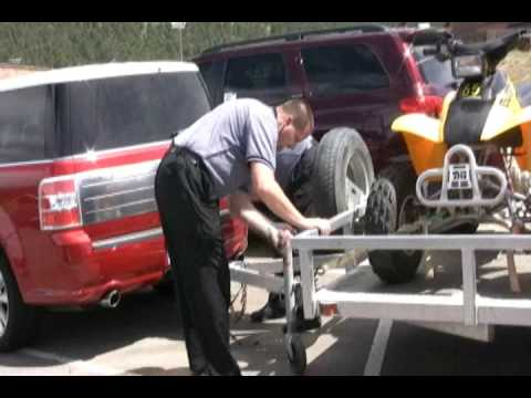 2010 Ford Flex Ecoboost Towing Capacity >> Towing 2010 Ford Flex Ecoboost Launch 07 13 09 Youtube