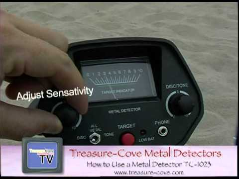Santa Monica Beach Metal Detecting with TC-1023 Metal Detector