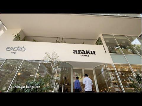 Araku Coffee | Cafe | Bangalore | Indranagar