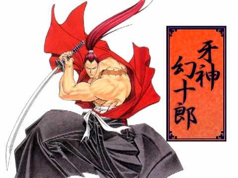 Kibagami Genjuro's Voice