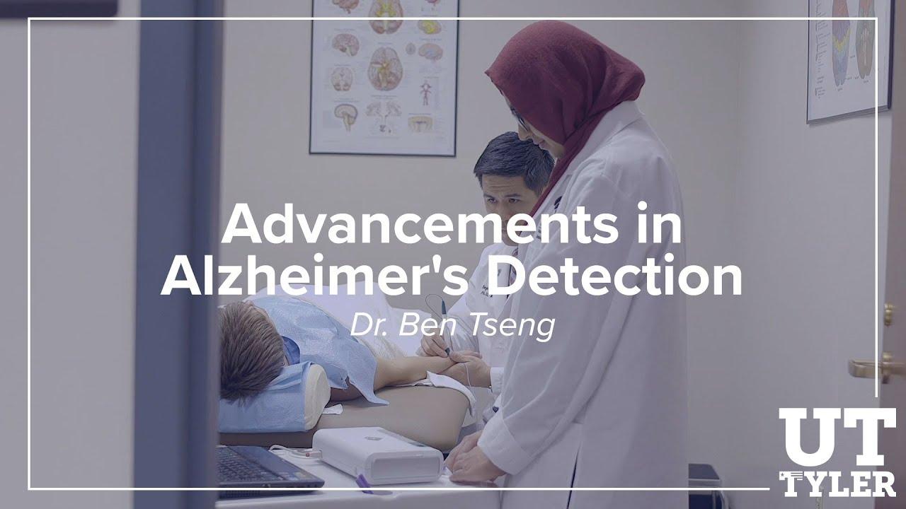 Advancements in Alzheimer's Detection - Dr. Ben Tseng