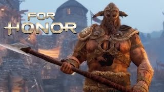 For Honor: The Raider - Viking Gameplay Trailer
