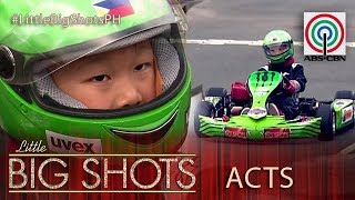 Little Big Shots Philippines: Axel | 5-year-old Kiddie Go Kart Racer