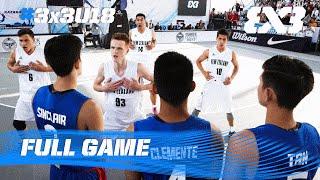 New Zealand v Philippines - Game of the Day (Day 2) - 2016 FIBA 3x3 U18 World Championships thumbnail