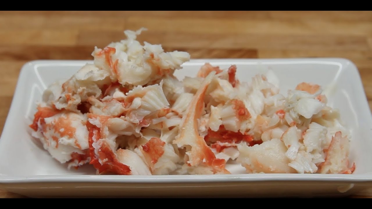 how to cook raw crab meat