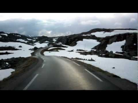 An Evening Drive to Lysebotn, Norway May 12, 2011