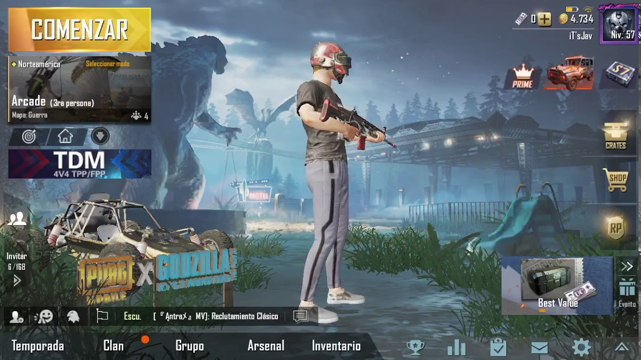 Test on IPhone 6 - PUBG MOBILE - Update 0.13.0 Max Settings