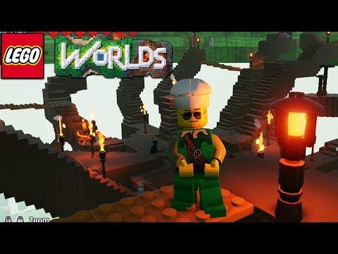 Lego Worlds - Cat Kingdom [25]