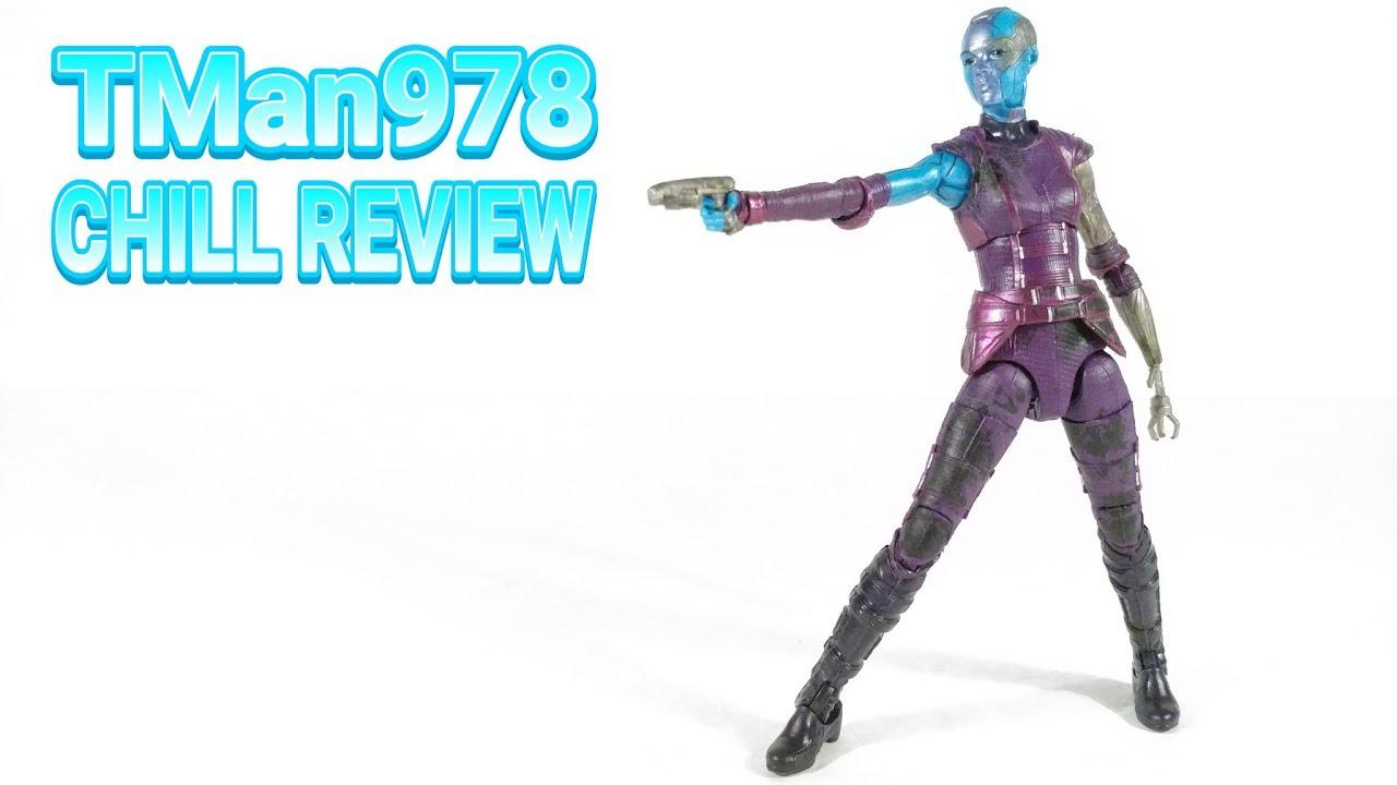 Guardians of the Galaxy Marvel Legends series 2 BAF Mantis Ex Nihilo figure GotG