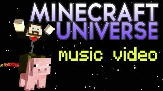 Repeat youtube video Minecraft Universe (music video)