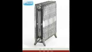 Carron Rococo чугунный радиатор(, 2014-06-21T15:19:50.000Z)