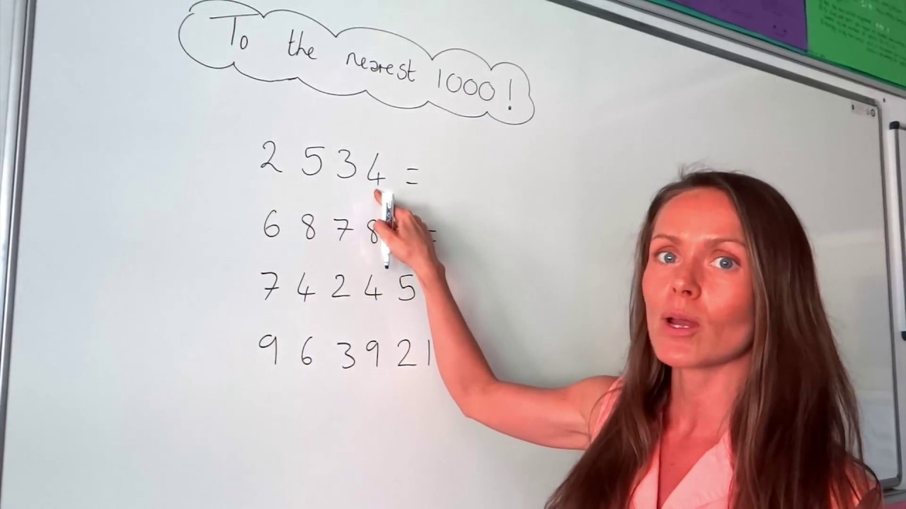Download The Maths Prof: Rounding to the nearest 1000