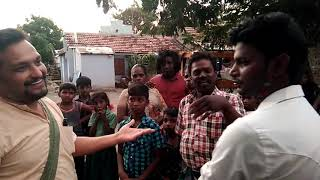 Piyush manush explain smart city plan for kupai medu....| தீ - THEE