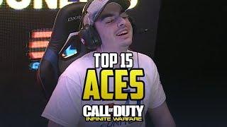 TOP 15 Aces in Infinite Warfare