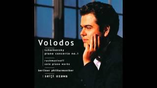 Tchaikovsky - Piano Concerto No. 1 (Volodos, Ozawa)