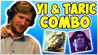 Taric & Yi VS Vladimir | ESG vs BIG mit Maxim & Johnny | Noway4u Highlights LoL