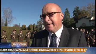 VTV Dnevnik 12. studenog 2018.