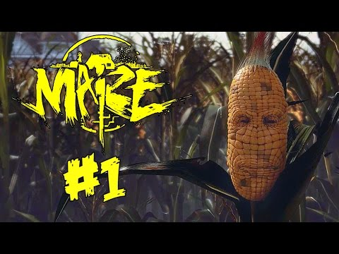 Maize - A Game About Sentient Corn - Part 1 Gameplay / Walkthrough