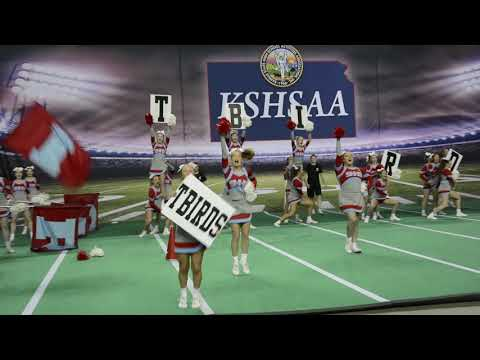 2017 KSHSAA Spirit Gameday Showcase - Highlights