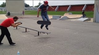 18 Unusual Skateboarding Tricks