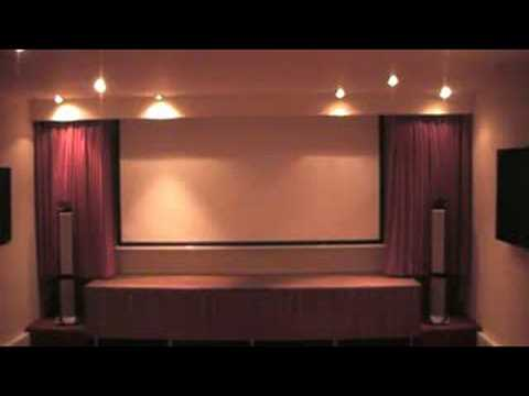 Diy Electric Remote Control Curtain System With Englis