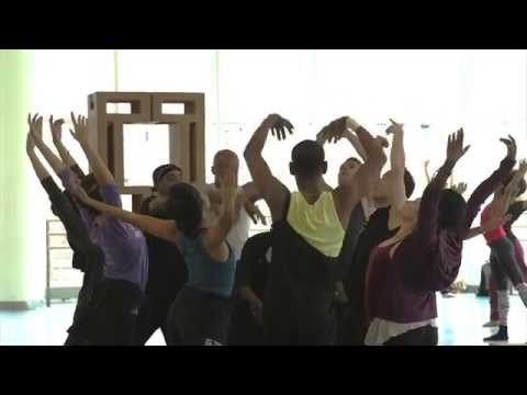 Alvin Ailey: The Making of Matthew Rushing