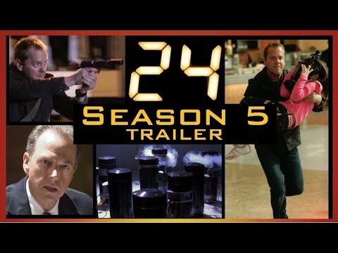 24 Season 5 Fan Trailer