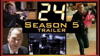 24 Season 5 Fan Trailer