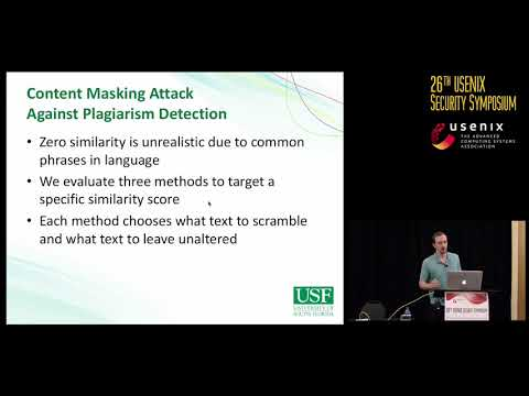 USENIX Security '17 - PDF Mirage: Content Masking Attack Against Information-Based Online Services