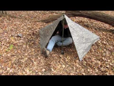 & Survival Poncho and Shelter - YouTube
