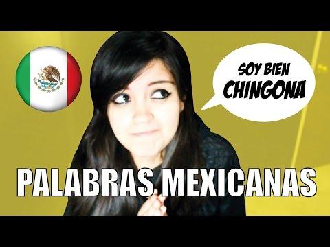 8 Palabras/frases mexicanas (SIGNIFICADO)