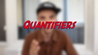 Quantifiers - Learn English online free video lessons(This video is about quantifiers. Don't forget to subscribe for more FREE ENGLISH VIDEO LESSONS ..., 2016-07-11T16:22:05.000Z)