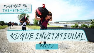 Rogue Invitational with Tia-Clair Toomey - Part 2: (Event footage courtesy of Rogue Fitness.)