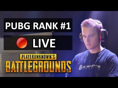 🏆 PUBG Peak Rank #1 EU | !Giveaway | 8.00 K/D Ratio