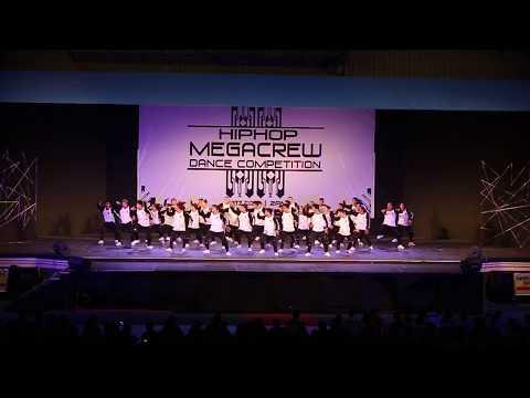 Crossover Family X Crowns Dance Crew T'nalak Festival 2017 - CHAMPION