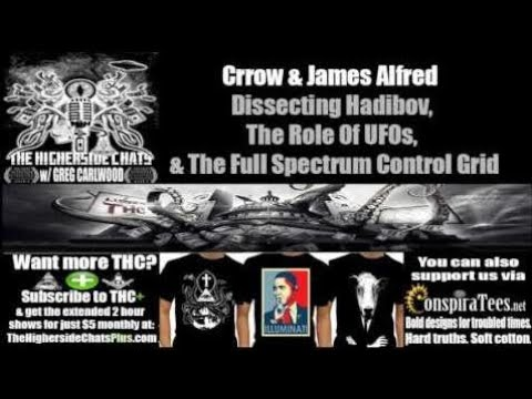 Crrow & James Alfred | Dissecting Hadibov, The Role Of UFOs, & The Full Spectrum  - HighersideChats