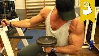 Komplettes Bizeps Workout (Aufbau)