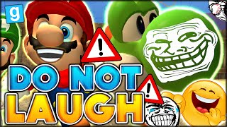 SMALL SIMON IS FUN - HILARIOUS GMOD: DO NOT LAUGH CHALLENGE #1 (GMOD SANDBOX FUNNY MOMENTS)