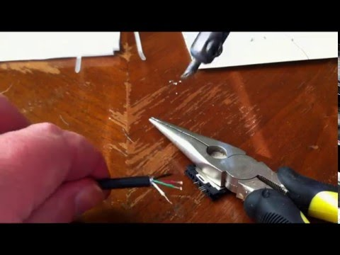 DIY: iPhone Cable Repair (w/ anger clips!)