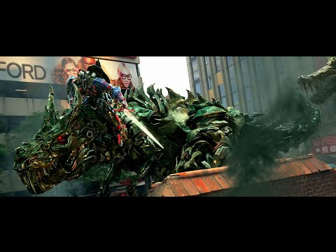 Transformers 4 Age of Extinction - Battle Cry (Music Video)
