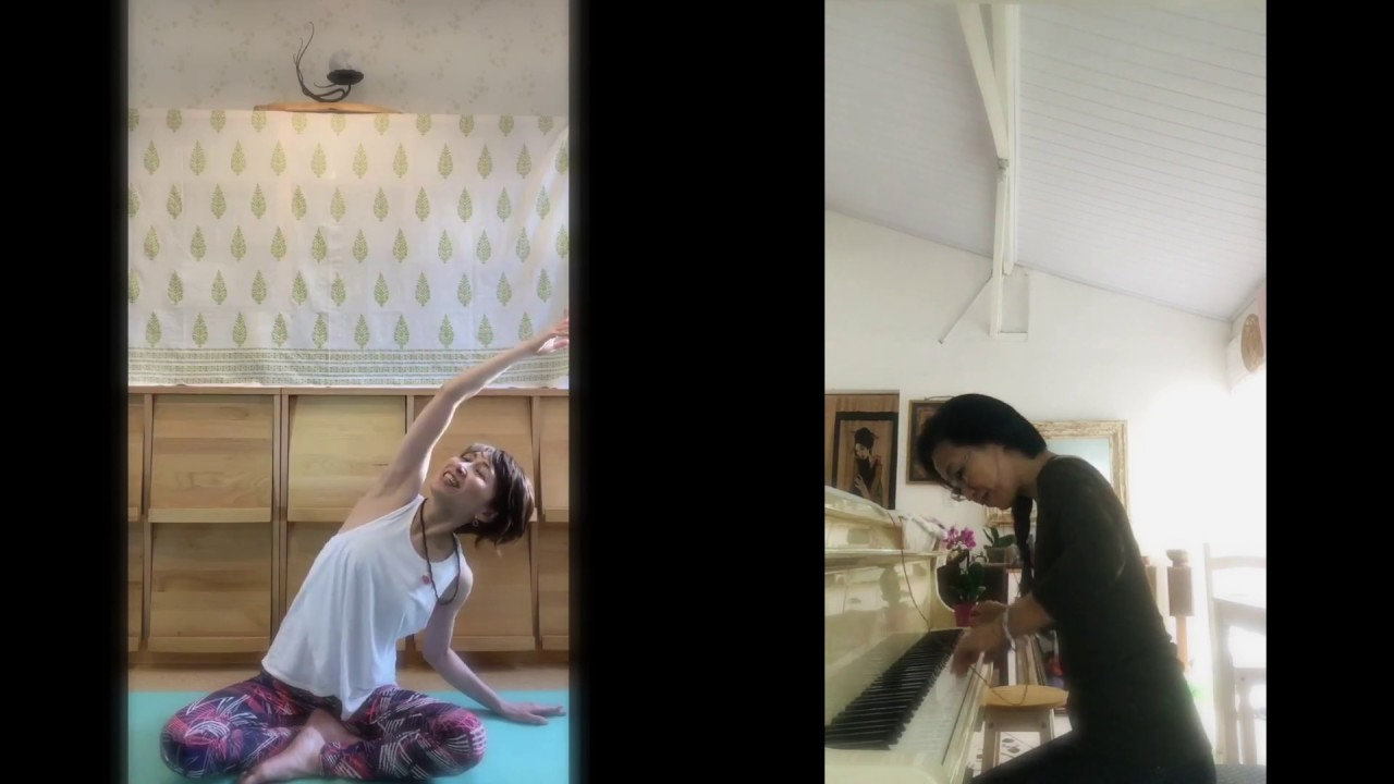 PianoYogaー Free Trial Video#1 ー
