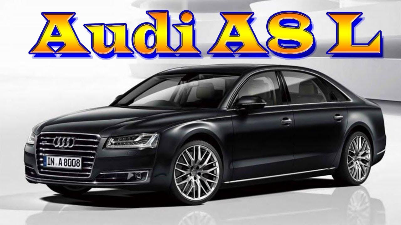 2018 Audi A8l 2018 Audi A8l Interior 2018 Audi A8l W12 2018