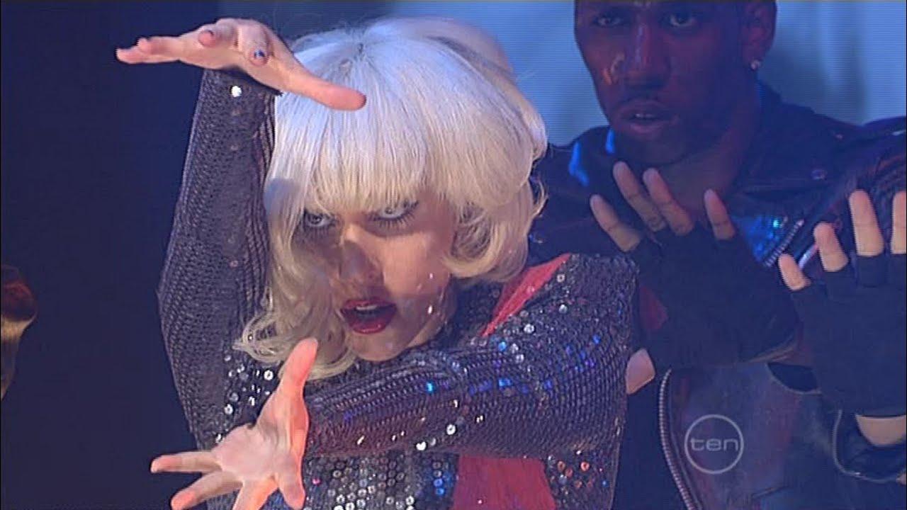 Lady Gaga - LoveGame Live at Rove (May 17, 2009) HD