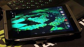 планшет NVIDIA SHIELD Tablet: предварительный обзор (preview)
