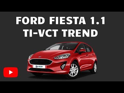 Renting Ford Fiesta Volante