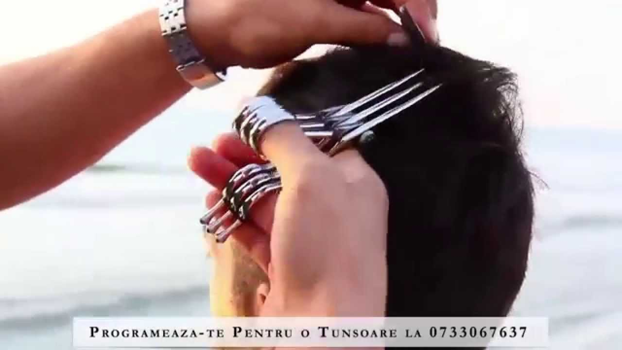 Frizeria Bucuresti Tunsori Baieti 2014 Youtube