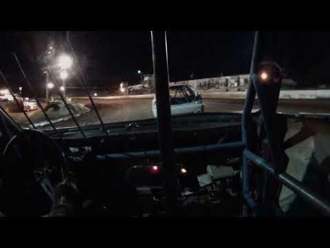 Elliott Vining #49 Sumter Speedway Extreme 4 Heat Race 11/10/18