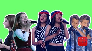 Download MEJORES audiciones de la HISTORIA en LA VOZ KIDS x TEENS Parte 5 Mp3 and Videos